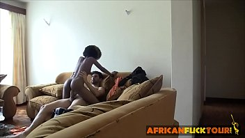 Fucking My African Girlfriend On Hidden Camera