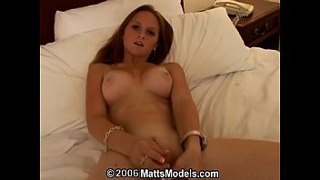 Fucking young models - Hot amateur first time masturbation toy fucking on video
