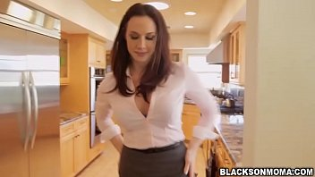 Pretty hot chick Chanel Preston having a huge cock