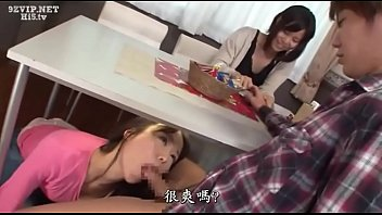 Jap free porn videos Under the table jap porn 2
