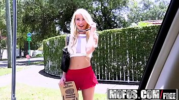 Mofos - Stranded Teens - (Kenzie Reeves) - Spinner Sucks Cock for Fame