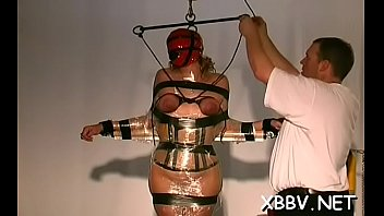 Force sex video free download - Bulky female tied up and forced to endure sadomasochism xxx