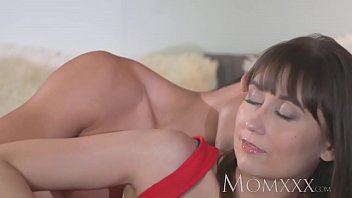 MOM Older woman loves her toy boys hard cock deep inside her thumbnail