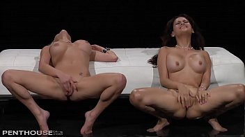 Join Spencer Scott & Vanessa Veracruz for some lesbo fun at the Penthouse video