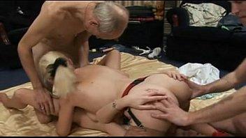Extreme bi sexual gang bang British mature swingers 1