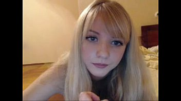 teen blondie webcam