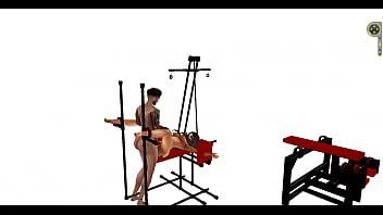 Meuble Machine BDSM 3 pose Mail; toonslive3@gmail.com