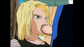 Dragon Ball Z - Vegeta comendo a Android 18/ Vegeta fucking with Android 18