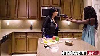 Free digital sex galleries Digitalplayground - dark obsession scene 5 ana foxxx, romi rain, charles dera