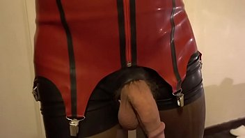 Wearing a new rubber body