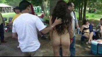 Naked Girls in Public