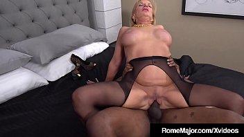 Rome atia sex Gilf prestley st claire gets romes big black cock