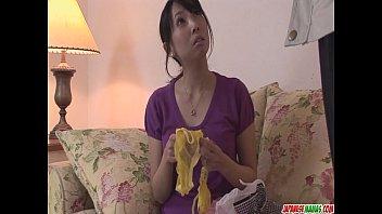 Chihiro Kitagawa Gets Fucked Through Her Panties