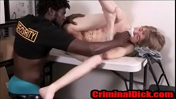 Tatted Skater Teen impaled by BCC Cop Cock- CriminalDick.com