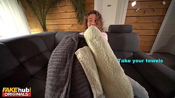 Streaming Video FAKE FAMILY Step Sister and Her Friend Massaged Then Fucked on Couch by Step Brother - XLXX.video