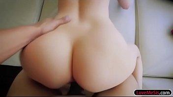 Curvy babe Elena Koshka gets her pussy banged real deep