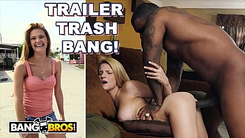 BANGBROS - Trailer Park Thot Hope Harper Pimped By Mom, Fucked By Rico Strong