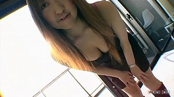 Busty Japanese Babe Jumping On Her Boyfriends Hard Pogo Stick
