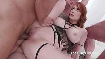 Isabella Lui Balls Deep 4on1 DP Edition, Balls Deep Anal, Gapes and Swallow GIO1429