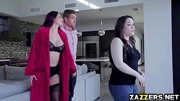 Monique Alexanders milf pussy fodido por Xander Corvus