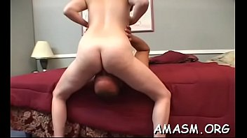 In nature'_s garb females domination on guy in hot smothering video