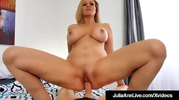 Gorgeous mom suck son - Busty gorgeous milf julia ann just wants to fuck someone