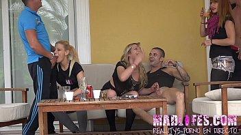 MadLifes.com - Reality show porno españo l Compilacion de mamadas1