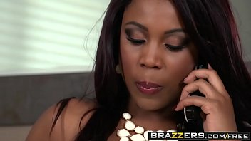Brazzers - Mommy Got Boobs - Maserati and Keiran Lee -  Get Dat Big Black Rack