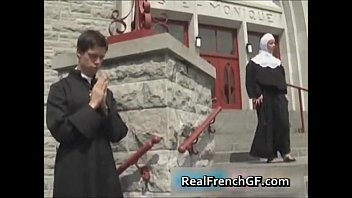 French history indiana lick Frenchgfs as nun