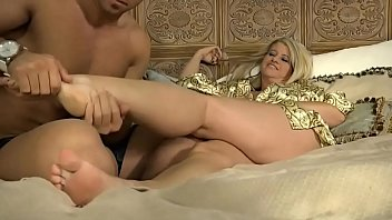 Big tits mature fucks in bedroom