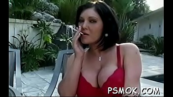 Attractive sweetheart gets herself wet in all sorts of ways