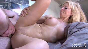 Mature blonds nude Amateur busty french mom screwed and sodomized with cum on body by her neighbor
