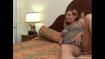 Beautiful big tits blonde BBW Alexys loves to fuck