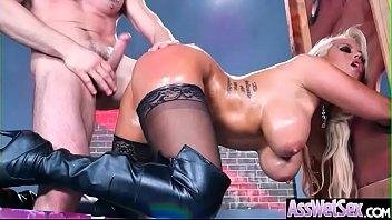 Big butt oil orgy stream Bridgette b big butt oiled girl love deep hard anal sex clip-11