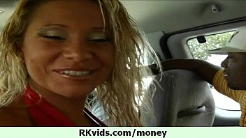 Horny chick fucking for money 7
