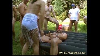 german garden groupsex fuck orgy