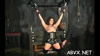 Free video downloads bbw Bbw hottie severe stimulation in complete bondage scenes