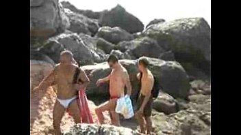 Gay public dicksucking video Public orgy milkyboys videos - gay boy 1