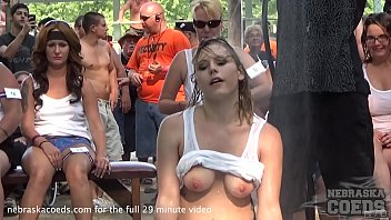 Hairy naturalist - Nude festival amateur wet t contest