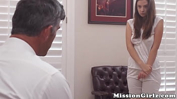 Untouched pussy claimed by Mormon elder