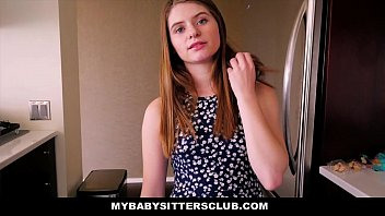 MyBabysittersClub - Troublemaking Babysitter Fucked or Fired