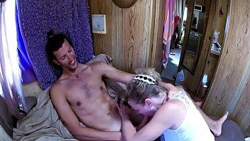 crazyamateurgirls.com - Incredible deep throat action by hipster couple - crazyamateurgirls.com