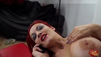 Anal Creampie for this redhead with Mary Rider and Capitano