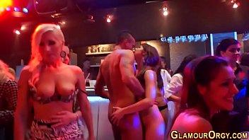 Orgy wet wild - Glamour skanks get railed