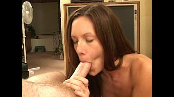 Young Babe Mouth Fucked And Smoking