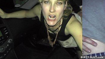 Gangbang in car park videos - Nicole gangbanged by anonymous strangers at a rest area