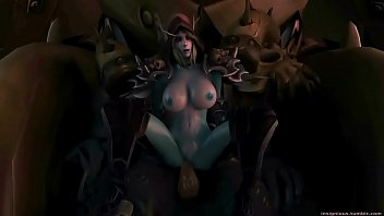 FapZone // Sylvanas (World of Warcraft)