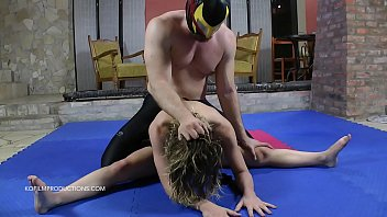 Humiliating Maledom - Vera Wonder - fantasy maledom mixed wrestling