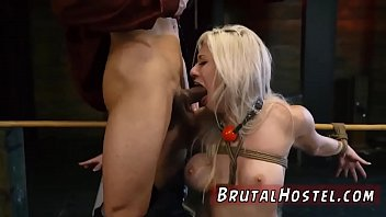 Amateur slave shared Big-breasted blond hottie Cristi Ann is on