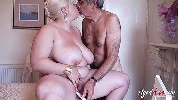 AgedLovE Mature With Big Tits Got Rough Fuck porno izle